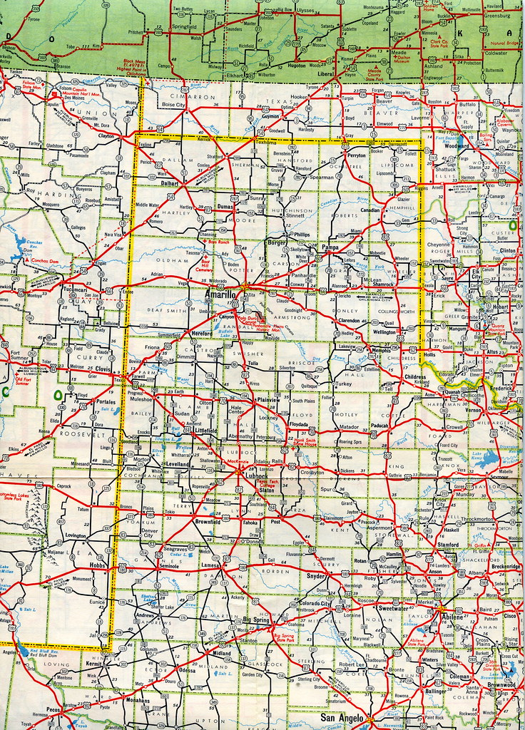 Map Road Map Of Southwest Usa Road Map Of Southwest Usa Map Of - Map us southwest