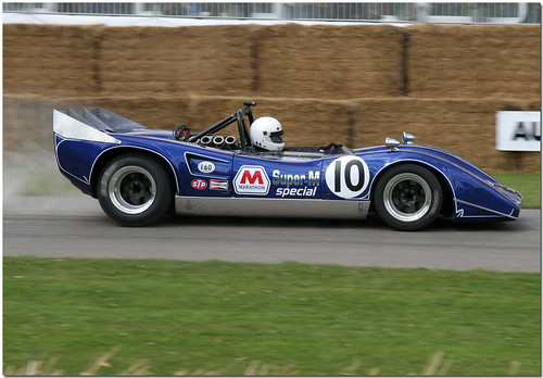 Lola Chevrolet T160 Goodwood Festival Of Speed 2008