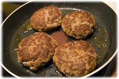 salisbury steak(0.0), produce(0.0), dish(0.0), meatball(0.0), falafel(0.0), meal(1.0), breakfast(1.0), fried food(1.0), cutlet(1.0), meat(1.0), fritter(1.0), frikadeller(1.0), food(1.0), cuisine(1.0),