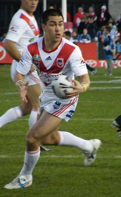 Jamie Soward