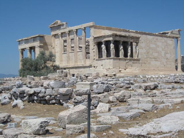 Athens - Erechtheion (Acropolis)