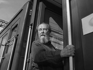 Alexander Solzhenitsyn by openDemocracy