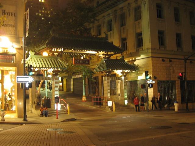 Puerta Sur de Chinatown