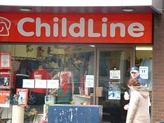 Childline, High Street Shop