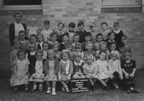 Cardiff Public School 1950