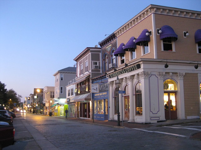 Bellevue Avenue Newport Rhode Island Flickr Photo