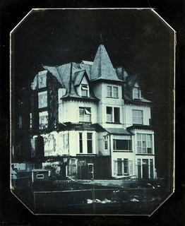Penmorfa (Daguerreotype) Now Demolished.