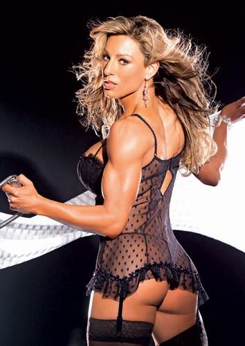 Bodybuilder abby marie