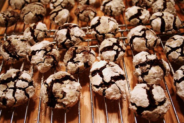 chocolate espresso snowcaps | Flickr - Photo Sharing!