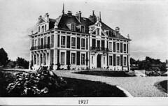 Chateau de Vadancourt, 1927