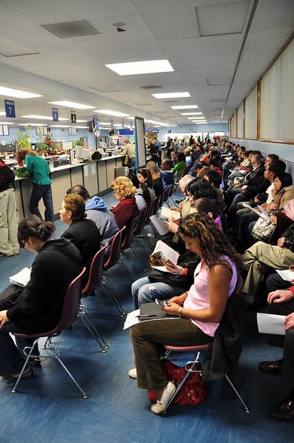 DMV San Francisco, by Gabriel White