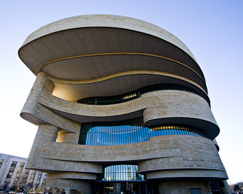 The National Musuem of the American Indian