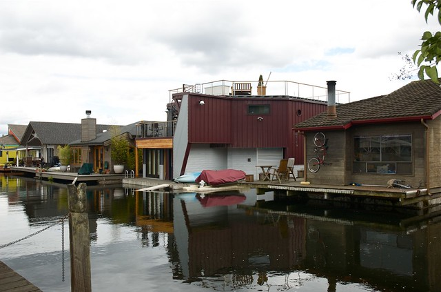 Sips houseboat seattle wa