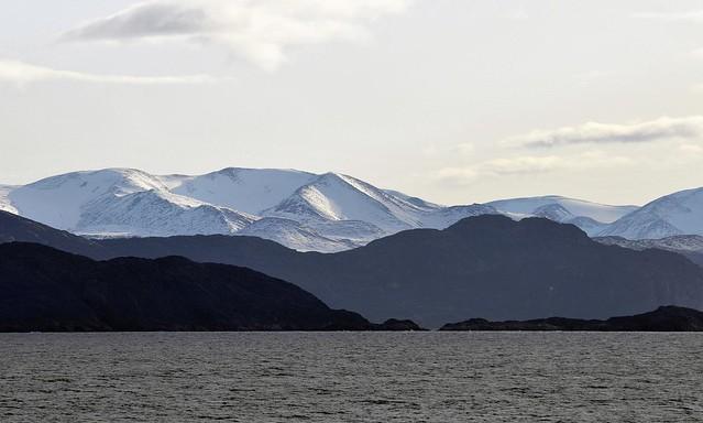 Baffin Island Shoreline