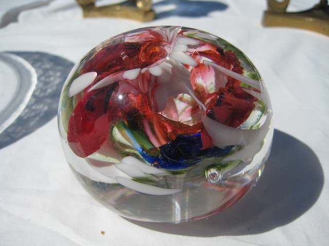 Decorative glass balls flickr photo sharing