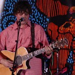 Ron Sexsmith performing for WFUV Marquee members