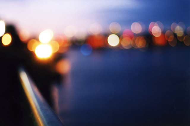 summer's twilight, Pentax K1000