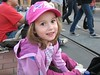 Samantha at the Disney Parade