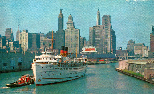 SS North American