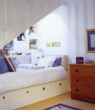 Bed Under Eaves Flickr Photo Sharing