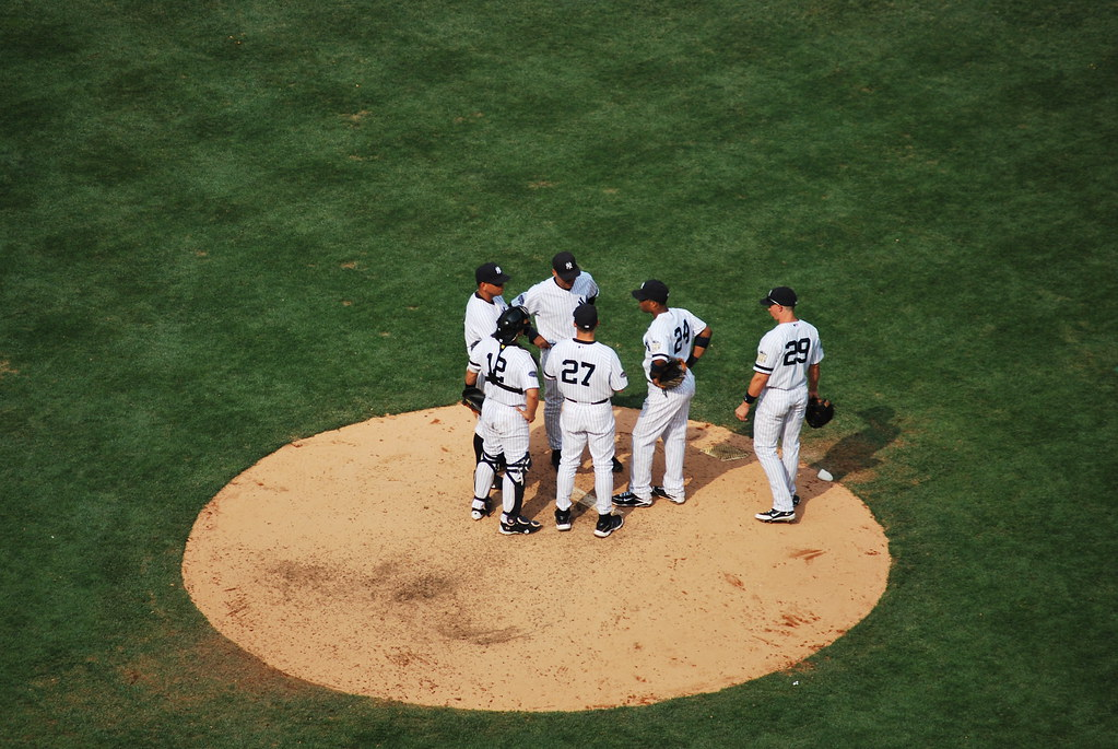 Blue Jays-Yankees, August 30, 2008