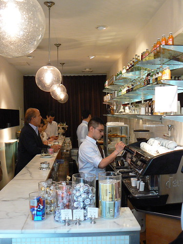 Zibetto Espresso Bar | Midtown Manhattan | Project Latte