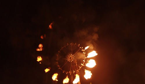 EpicFireworks.com - Giant Wheel