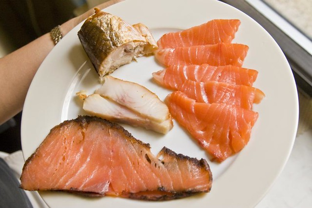Acme fish whiting sable pastrami and nova smoked for Sable s smoked fish