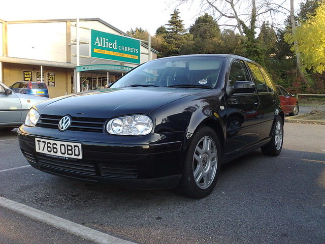 Golf (Typ 1J) - VW