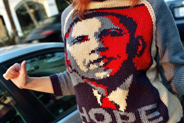 Hope via Sweater