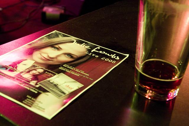 Julie Fowlis :: Club Cafe :: Sept 30, 2008