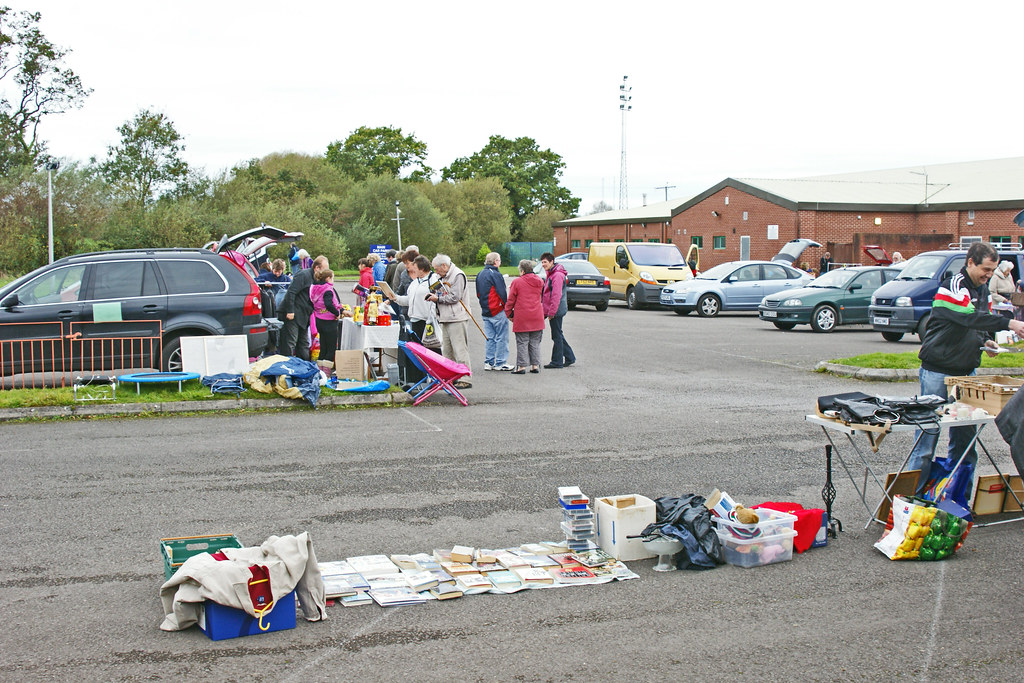 Clevedon Car Boot Sale