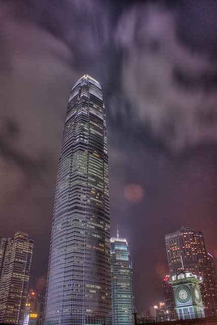 International Finance Centre in Hong Kong 香港國際金融中心