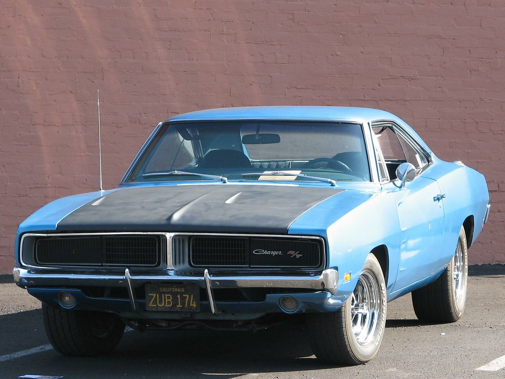 1969 Dodge Charger RT (Custom) 'ZUB 174' 1 - a photo on ...