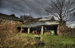 The Old Cart Shed, Holly Farm