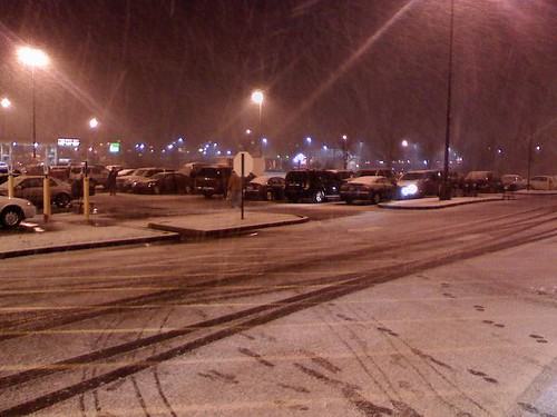 Camera Pic: Kroger Parking Lot