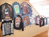 Fist Full of Metal Jean Jacket Art Show