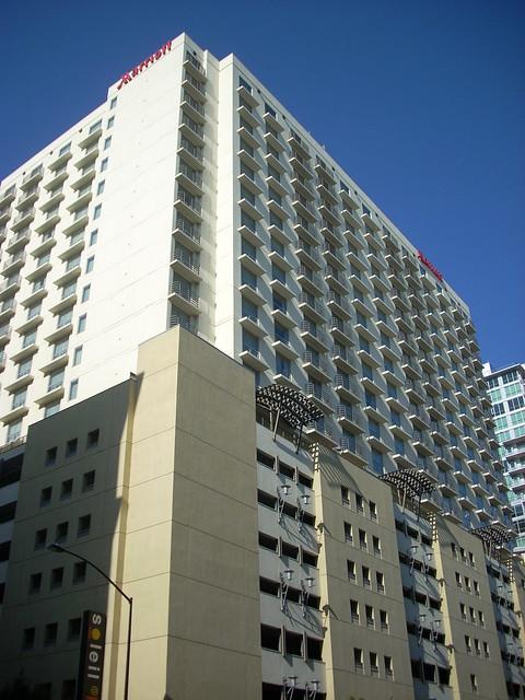 Marriott Gaslamp Quarter, San Diego, Ca. | Marriott ...