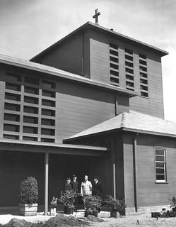 NAS Alameda Chapel April 1943