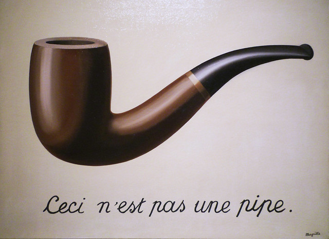 Rene Magritte The Treachery Of Images Magritte, The Treacher...