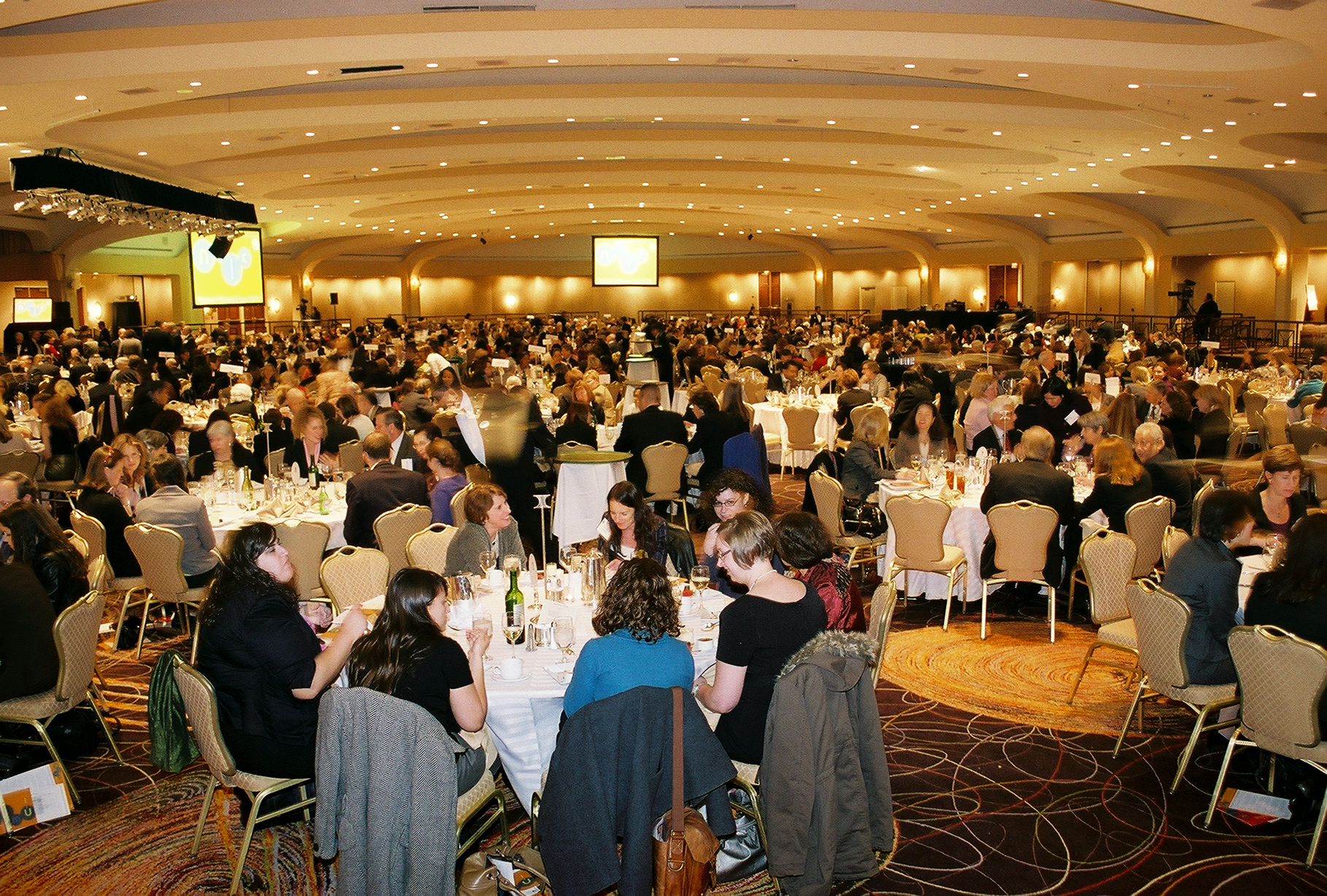 Highlights from Past NWLC Awards Dinners