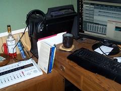 Music Editing Station #1