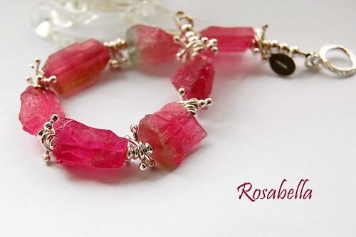 Rosabella Bracelet by gemwaithnia