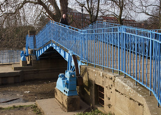 The Blue Bridge, York