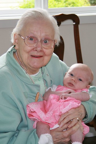 Moira and Grandma