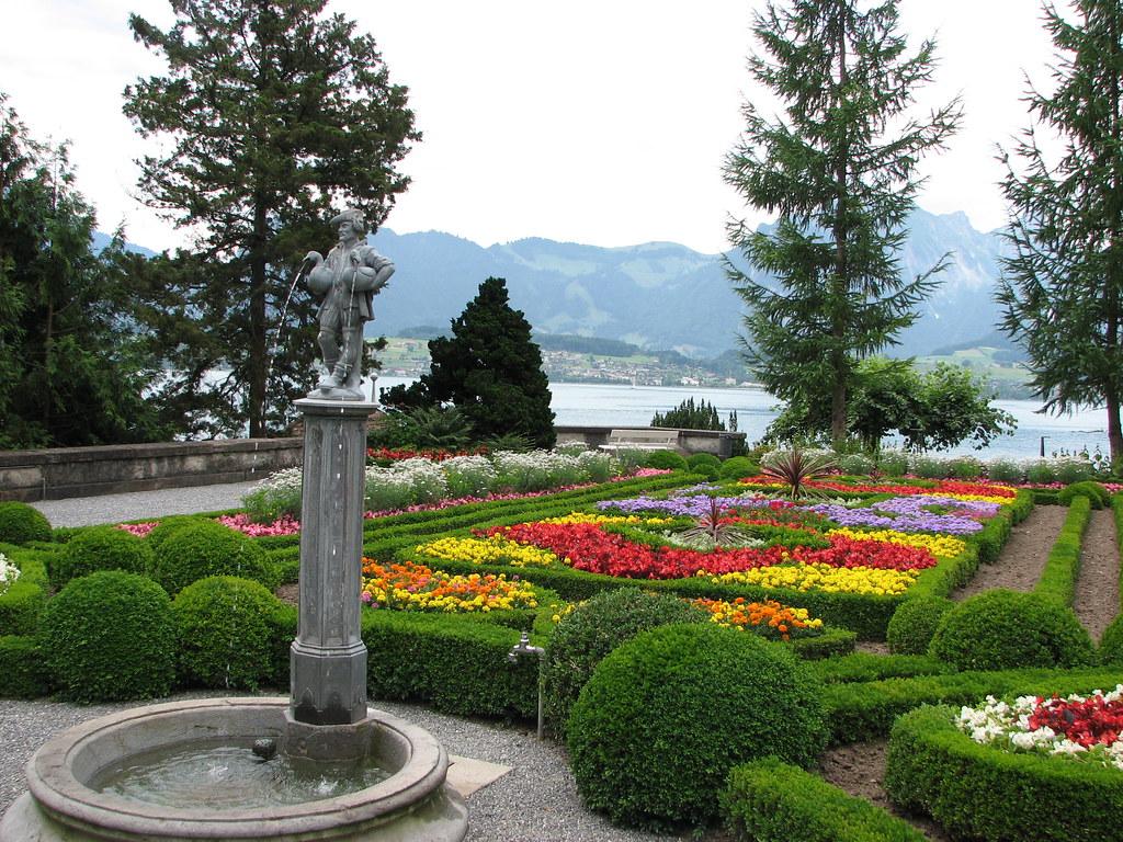 Jardín de Oberhofen