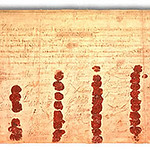 Death warrant of King Charles I 1649