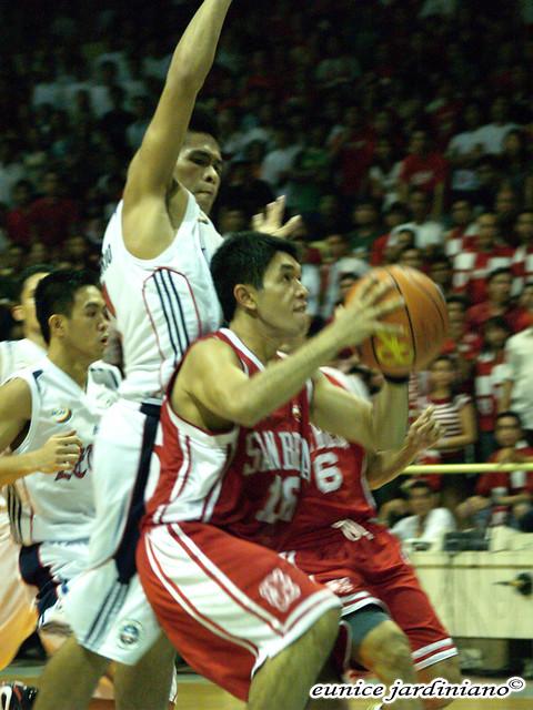 NCAA Season 84: San Beda Red Lions vs. Letran Knights ...