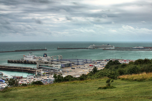 Port of Dover, Kent, UK