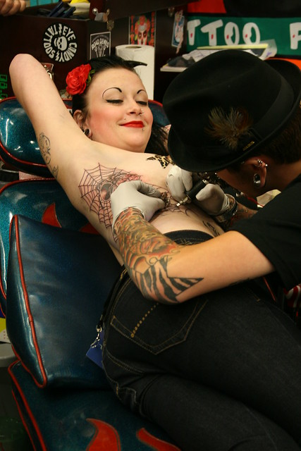Flickriver kodiak press 39 s photos tagged with tattoo for Tattoo expo seattle